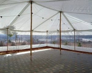 השכרת אוהלים לאירועים בקריות