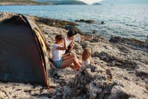 השכרת אוהלים לים