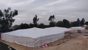 אוהל אירועים להשכרה